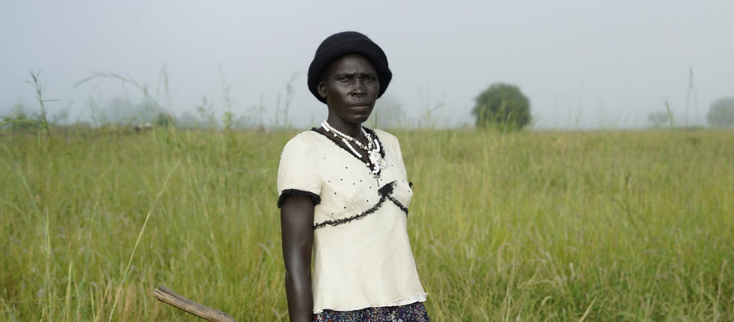 Uganda. South Sudanese refugees regenerate rice-growing economy